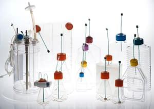 Glucose Sensors for disposable vessels and bioreactors
